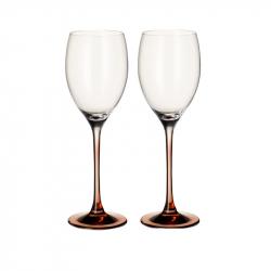 Wit wijnglas 350 ml , per 2
