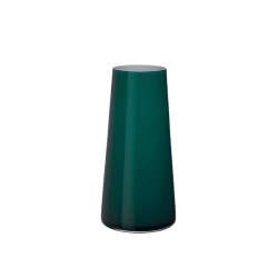 Vaas emerald groen 34 cm