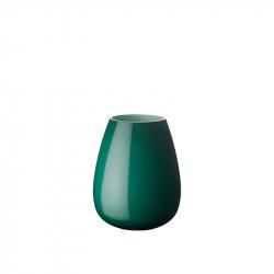 Vaas emerald groen 18,6 cm