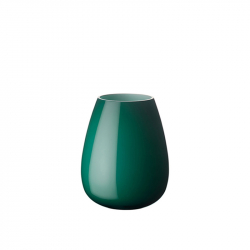 Vaas groen emerald 22 cm