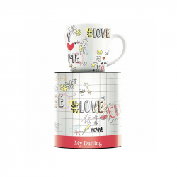 Mok 186 #love - 300 ml