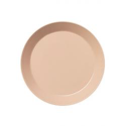 Bord 26 cm poeder roze
