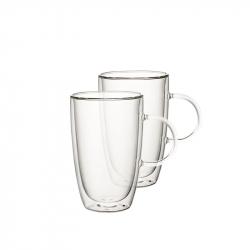 Kop XL glas , per 2