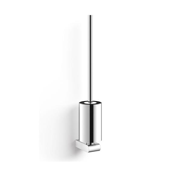Toiletborstel polish RVS met houder