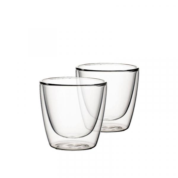 Beker 0.22 l Glas per 2