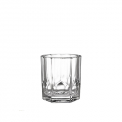 Whiskey- waterglas 320 ml, per 4