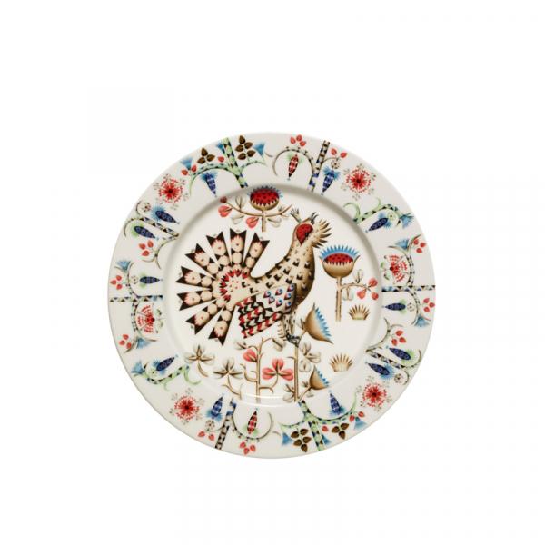 Ontbijtbord 22 cm porselein