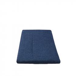 Tafelkleed 145 x 260 cm polyester Midnight Blue