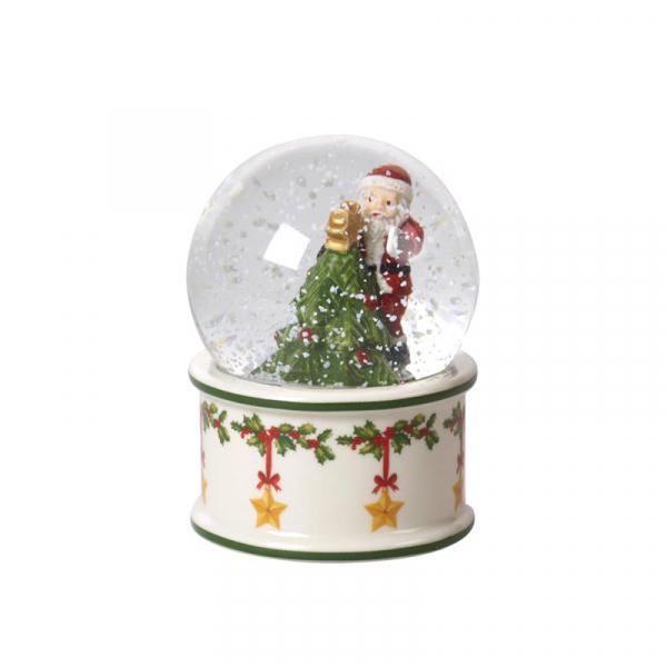 Sneeuwbol Porselein 9 cm