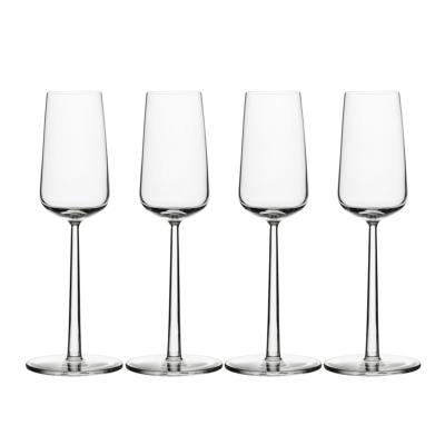 Iittala Essence Champagneglas 210 ML Set van 4