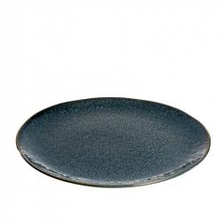 Dinerbord blauw 27 cm