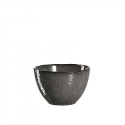 Schaal grijs 15 cm