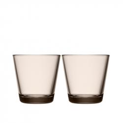 Waterglas 0,21 l Linnen, per 2