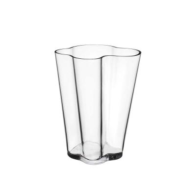 Iittala Alvar Aalto collection Vaas 27 cm Clear