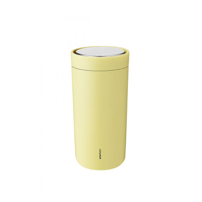 Stelton To Go Click Thermosbeker 0,4 l soft yellow