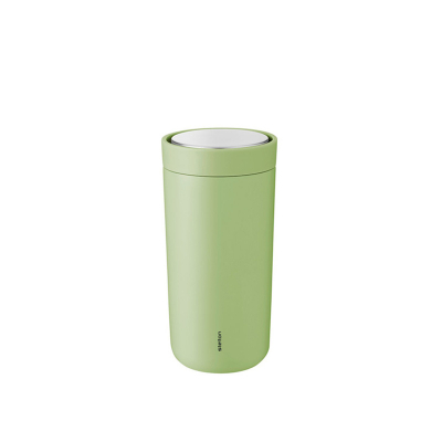 Stelton To Go Click Thermosbeker 0,2 l soft green