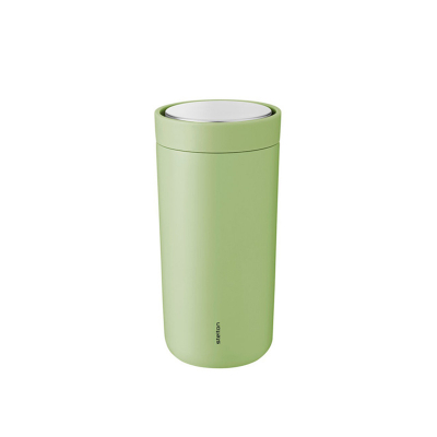 Stelton To Go Click Thermosbeker 0,4 l soft green