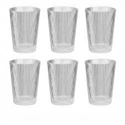 Waterglas 0,33 l, per 6