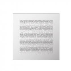 Spiegel 30 x 30 cm Engels