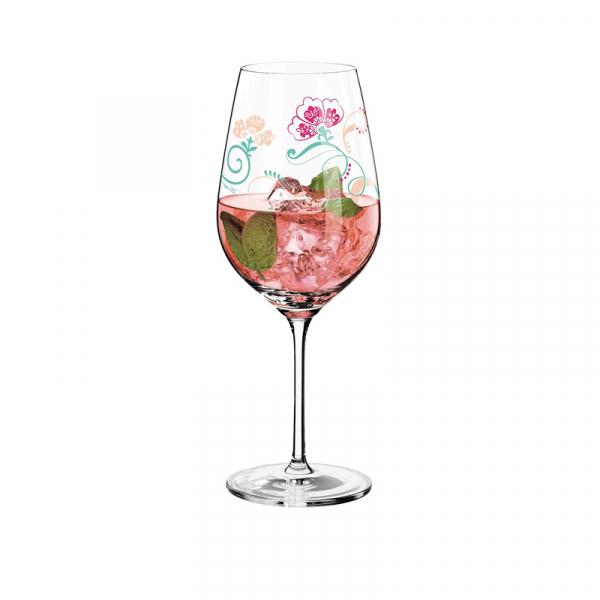Aperitiefglas 016 bloemen - 600 ml