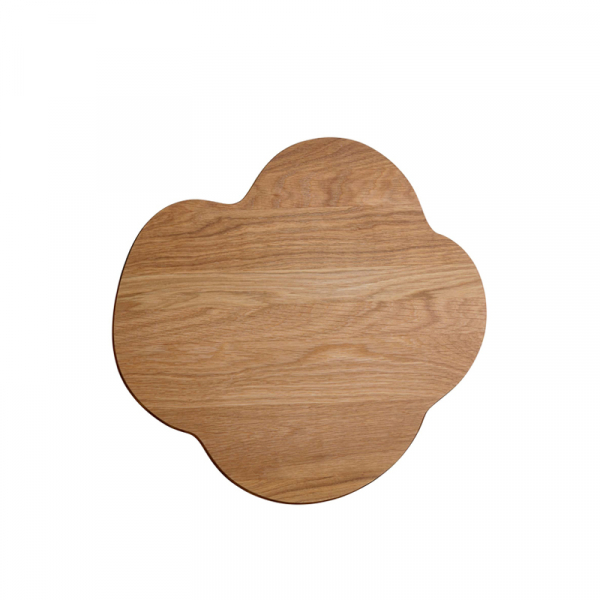 Serveerplank eiken 33,9 x 34,6 cm