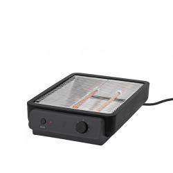 Flatbed toaster zwart