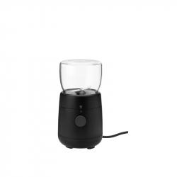 Elektrische koffiemolen zwart