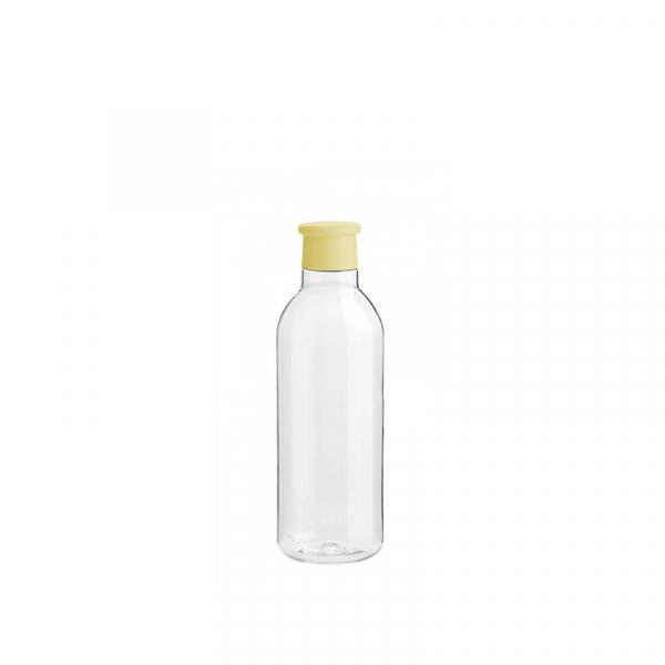 Waterfles 0,75 l geel