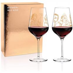 Rodewijnglas 001 0,58 l, per 2