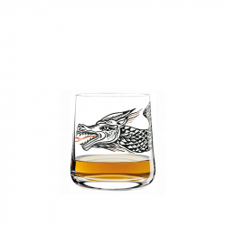Whiskyglas dragon 016