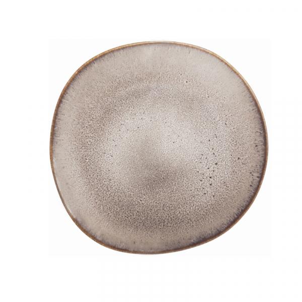 Dinerbord 28 aardewerk