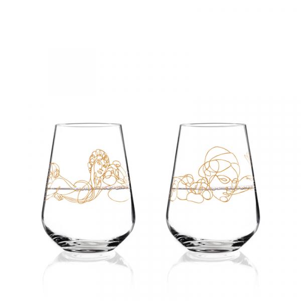 Waterglas 001 0,54 l, per 2