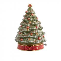 Muziekdoos Kerstboom 33 cm