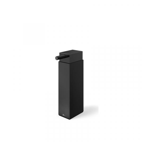 Zeepdispenser 190 ml zwart