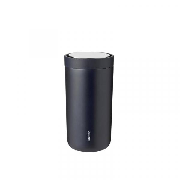 Thermosbeker 0,2 l midnight blue
