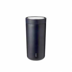 Thermosbeker 0,4 l midnight blue