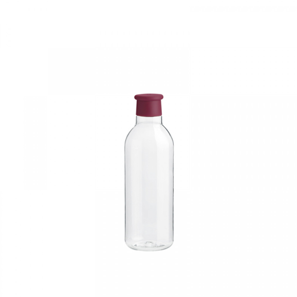 Waterfles 0,75 l aubergine