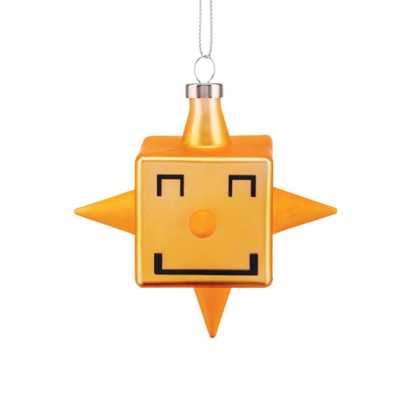 Kerstornament Cubik Star