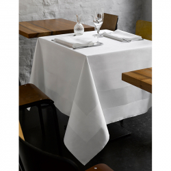 Tafelkleed 160 x 350 cm met 8 servetten