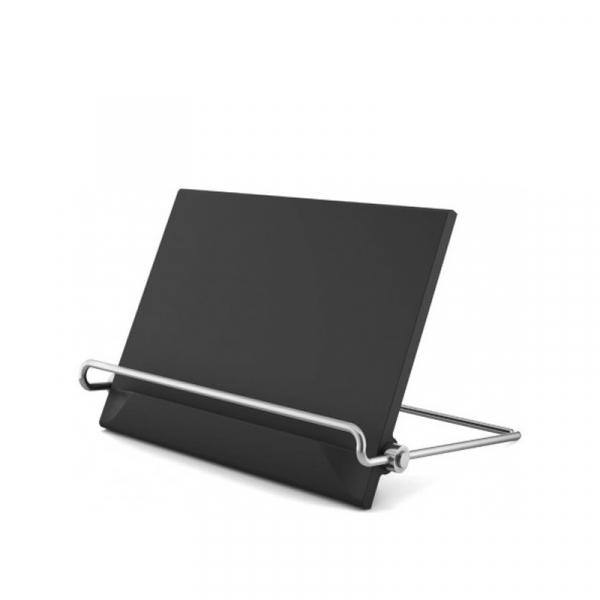 kookboekstandaard zwart