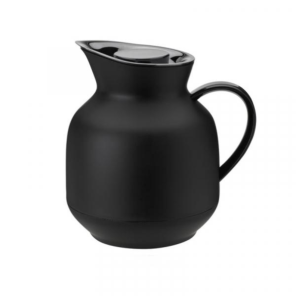 Thermoskan 1L soft black