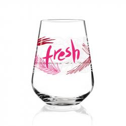 Fresh water/wijnglas 005