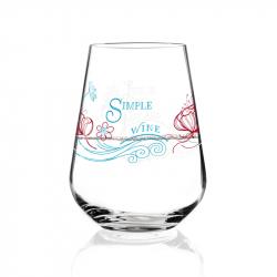 Simple Wine water/wijnglas 007