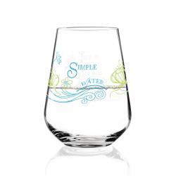 Simple Water water/wijnglas 008