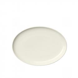 Schaal ovaal wit 25 cm