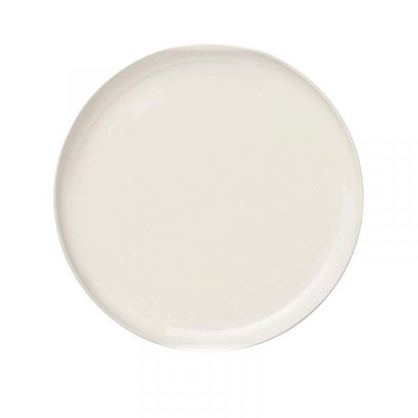 Bord 27 cm  wit