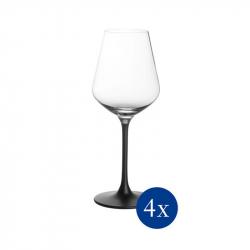 Rode wijnglas 4 stuks