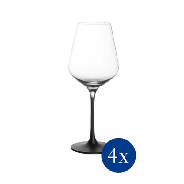Witte wijn glas 4 stuks