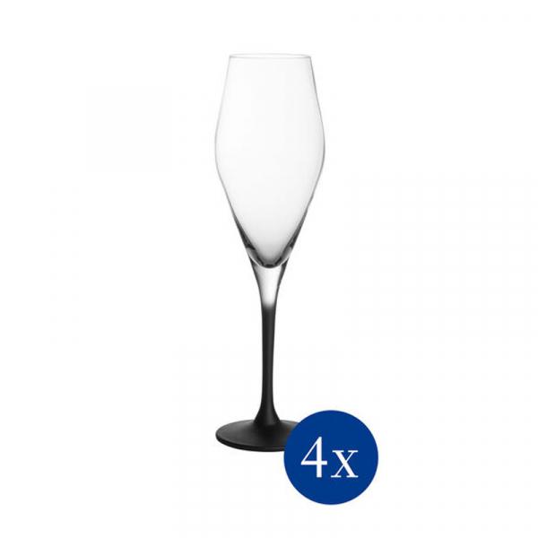 Champagneglas 4 stuks
