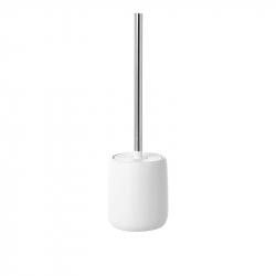 Toiletborstel wit 39 cm